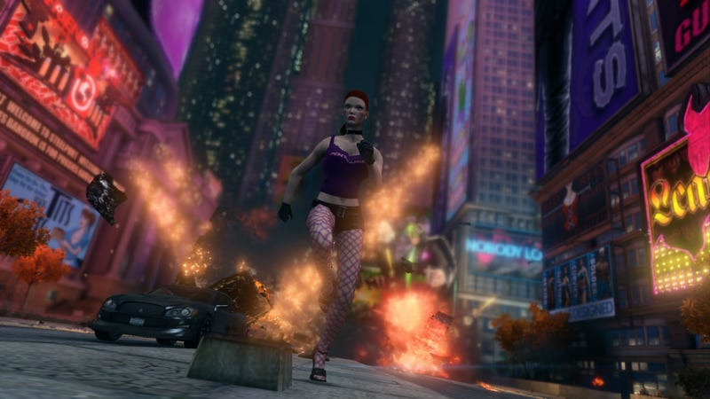 Three Dollars Adds a Pack of Penthouse Pets to Saints Row the Third