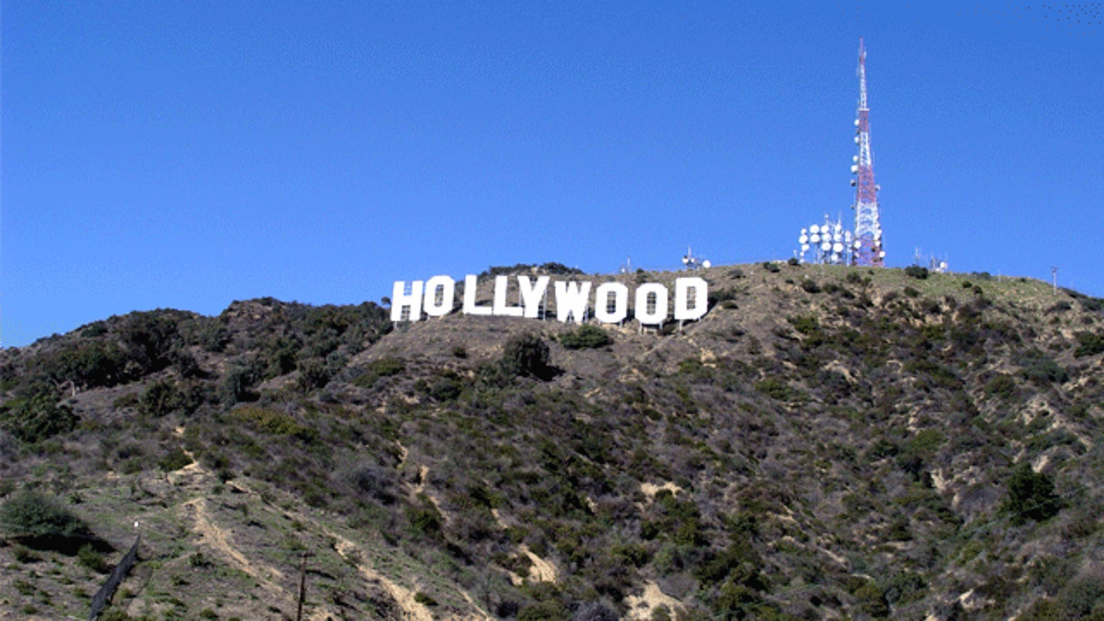 Why People Keep Trying To Erase The Hollywood Sign From