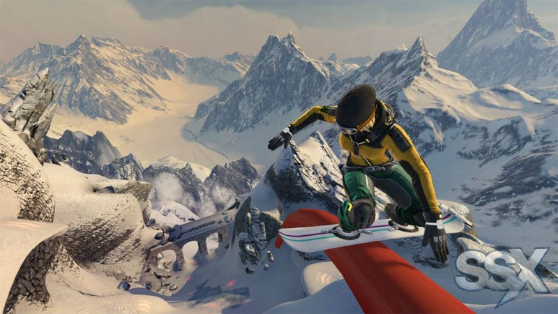 Four More SSX Screens to Keep You Warm Until Valentine's Day