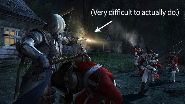 How Has Assassin's Creed III Disappointed Me? Let Me Count The Ways.