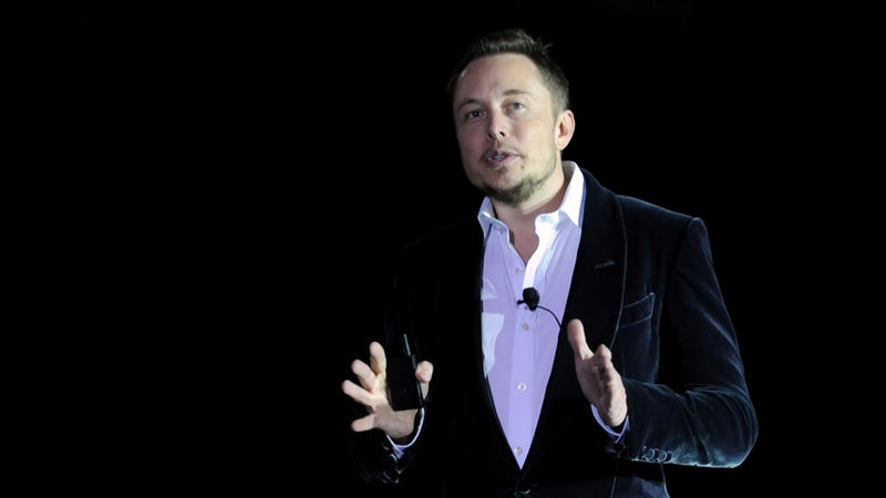 Elon Musk Says There Will 'Definitely' Be No Tesla Recall For Fires