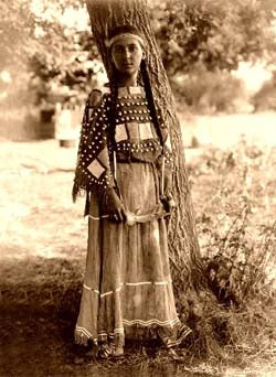 native american clothes national geographic