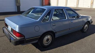 '84 Ford Tempo Diesel? '84 Ford Tempo Diesel!