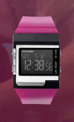 Thermal Attraction Watches Change Color As Your Body Temp Rises