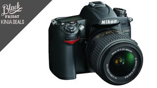 Here's a Bonkers Promotion on the Nikon D7000, Plus More Camera Deals