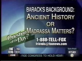 Obama-Baiting: Fox News' 5 Worst Slurs
