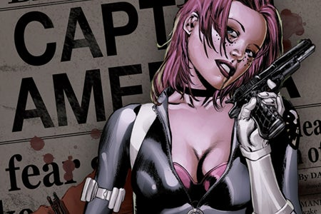 Kiss Me Underage Deadly In New Captain America Tease