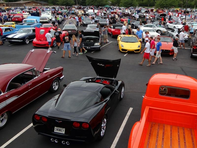 Best Location For a Car Show