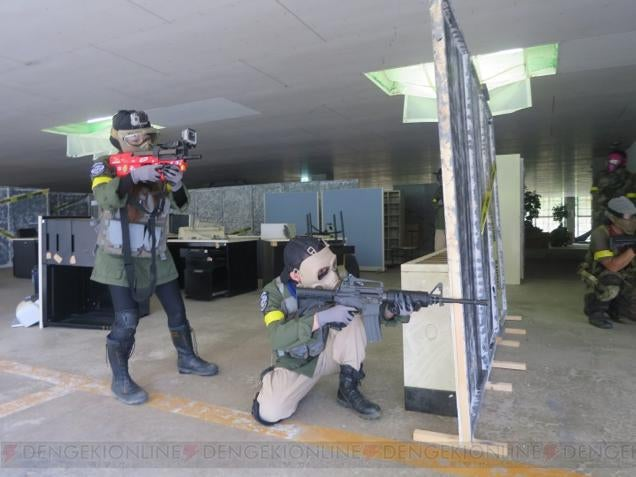 There's a Real-Life Resident Evil Survival Game in Japan