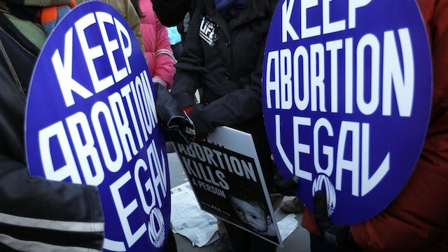 The Pro-Choice Legal Strategy