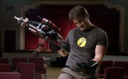 Rainn Wilson's Super Gets A Bona Fide Superhero: Nathan Fillion!