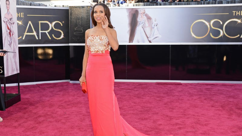How Kerry Washington Pissed Off Harvey Weinstein With a Dress
