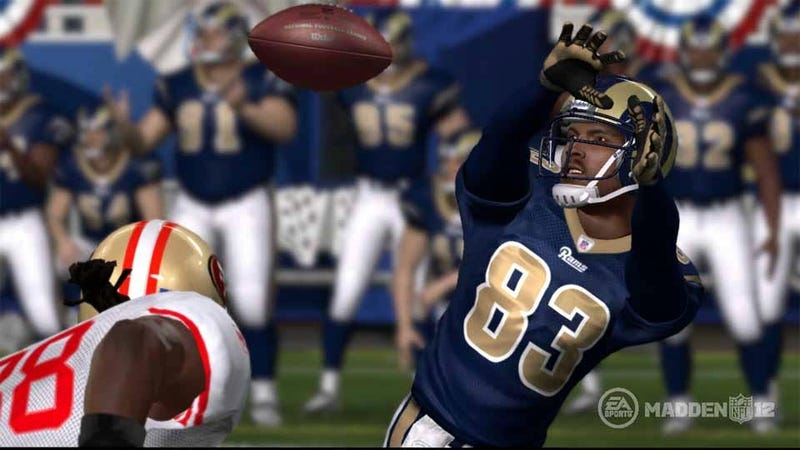 Madden's March Cover Madness Features 31 Teams and the Rams Ain't One