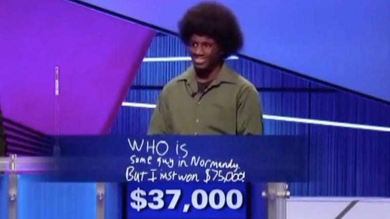 "Leonard Cooper, Jeopardy Folk Hero, Still Could Have Lost When He Wrote ""I Just Won $75,000"""