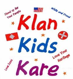 KKK Targeting Kids