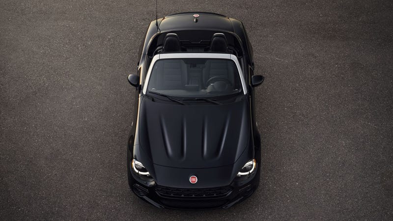 2017 Fiat 124 Spider: This Is It, All Official And Stuff