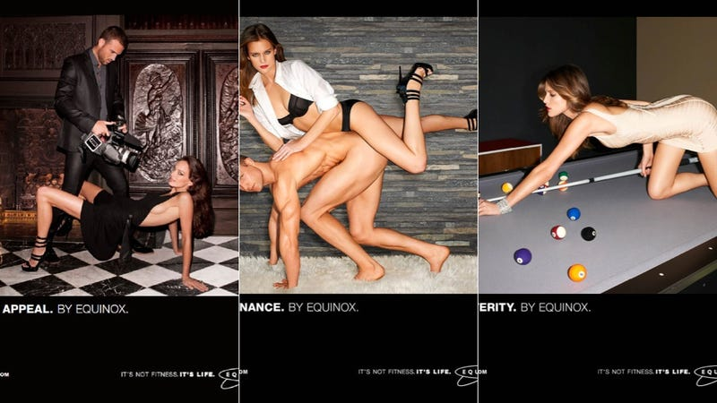 Equinox Ditches Famed Pervert Terry Richardson For Next Ad Campaign