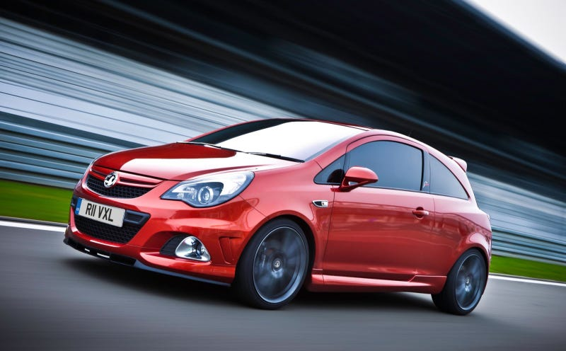 Vauxhall Corsa VXR Nürburgring Edition is unattainable hot hatchness