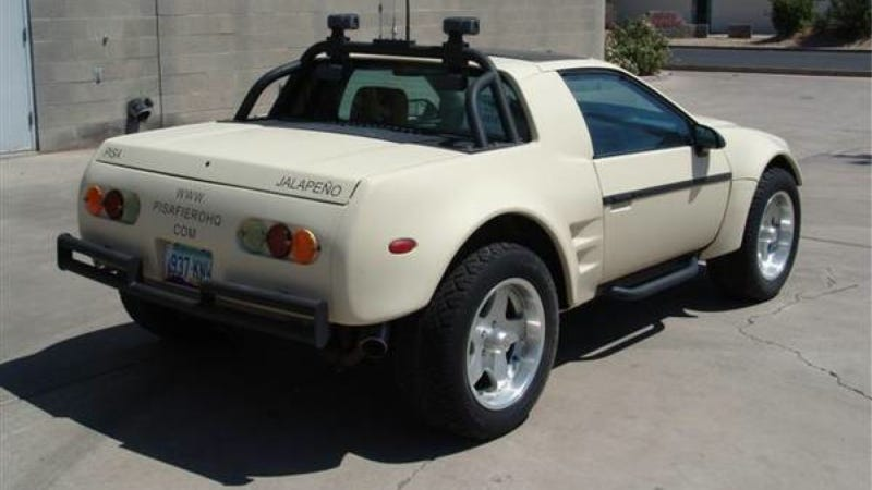Sweet Mother Of Off-Road Fiero Ferrari Jeep Conversions