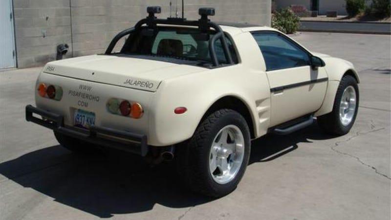 Sweet Mother Of Off-Road Fiero Ferrari Jeep Conversions