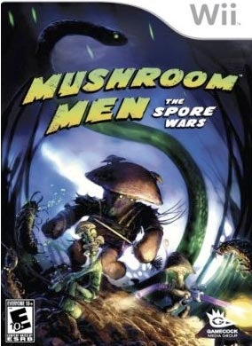 Mushroom Men: The Spore Wars: A Hardcore Title For Wii