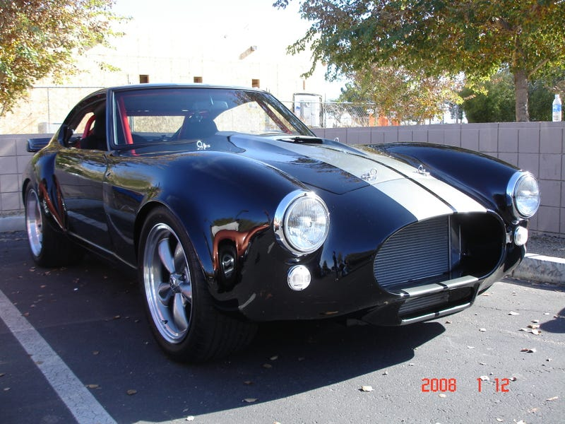 Datsun 260Z With The Face Of A Snake And The Tail Of A Stallion
