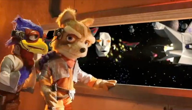 Fantastic Mr. Star Fox: If Wes Anderson Directed A Star Fox Movie