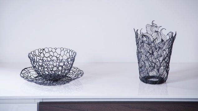 Lix, un bolígrafo 3D que permite dibujar objetos reales en el aire Lnkxx2dqcwljlarycomd