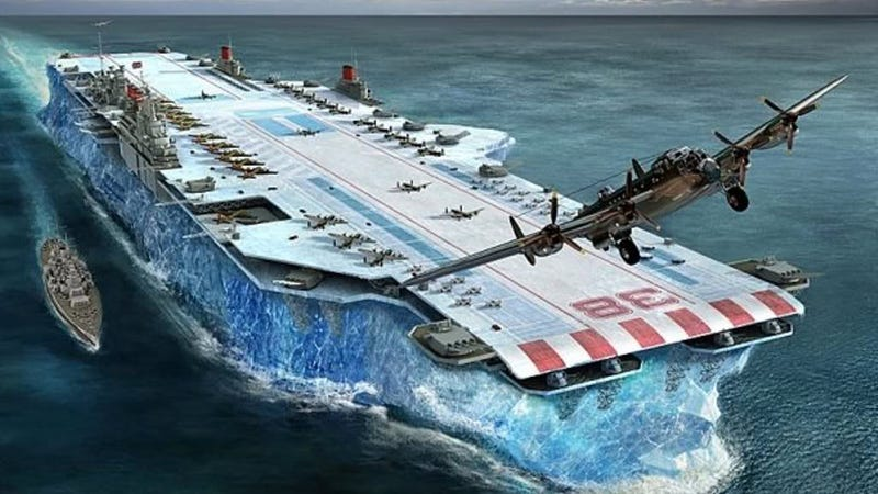 The Ten Largest Ships Ever Conceived