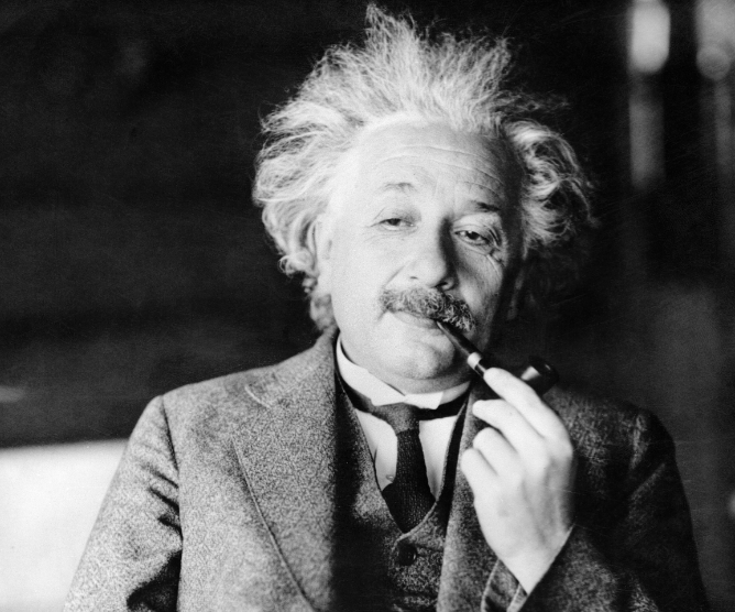 Einstein Would Have Been a Great Ad Guy, Says Ad Guy