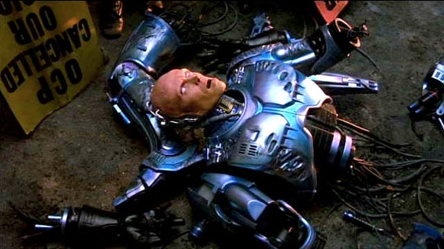 The 10 Lost Careers of RoboCop