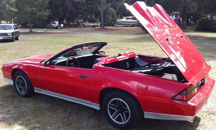 For $18,000, Is This A Bitchin' Camaro?