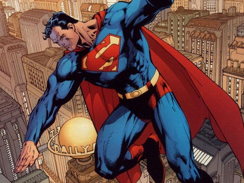 Chris Nolan is meeting with a short list of possible Superman directors