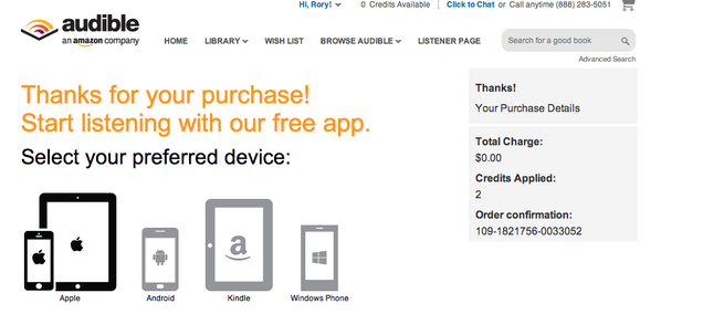 Audible Security Flaw Lets Anyone Download Unlimited Free Audiobooks