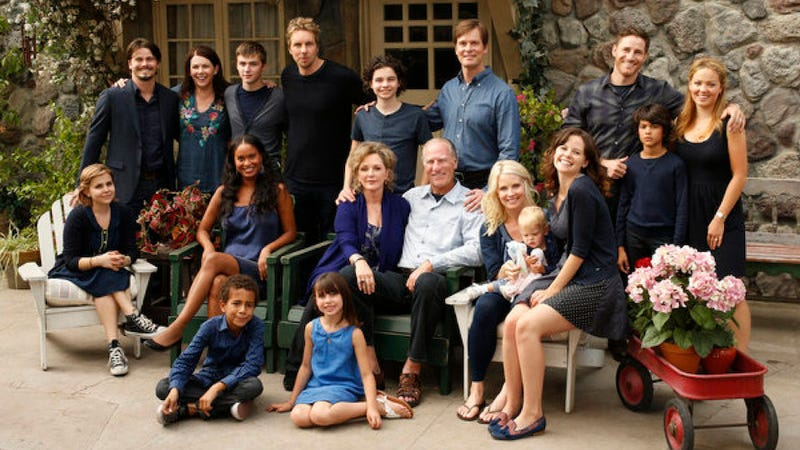 "​What Will the ""One Larger Story"" Be in Parenthood's Final Season?"