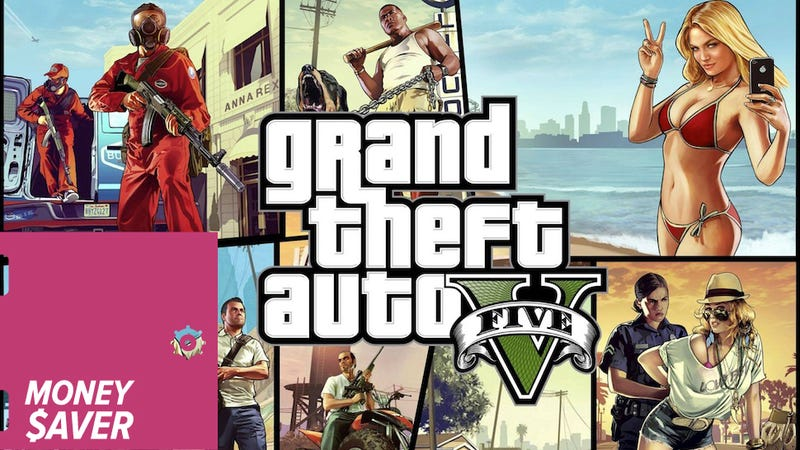 Deals: GTAV, Free Gamefly And Hulu Plus Trials, Blu-ray Collection