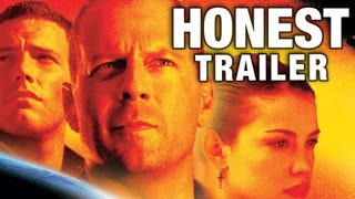 """Why Not Teach Astronauts To Drill?"" Honest Trailers Blasts <i>Armageddon</i>"