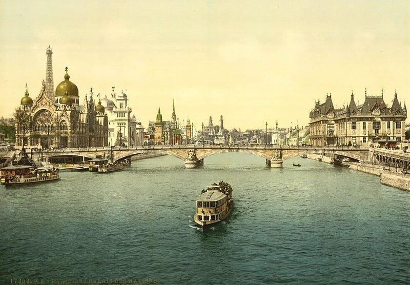 How the Paris World's Fair brought Art Nouveau to the Masses in 1900