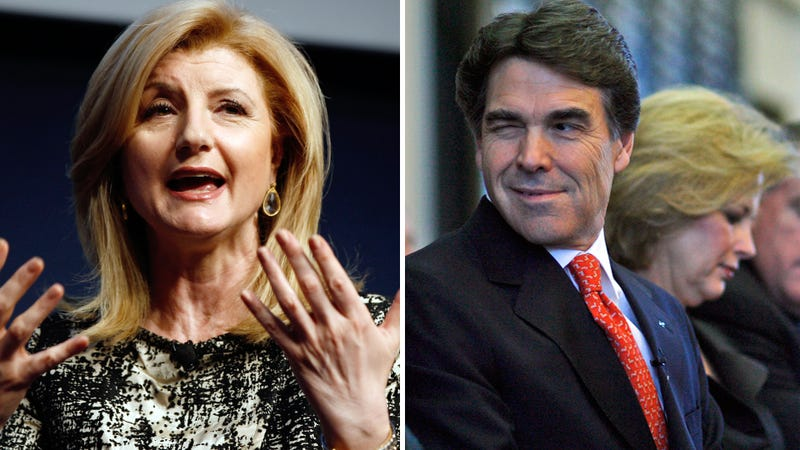 The Huffington Post Almost Outed Rick Perry