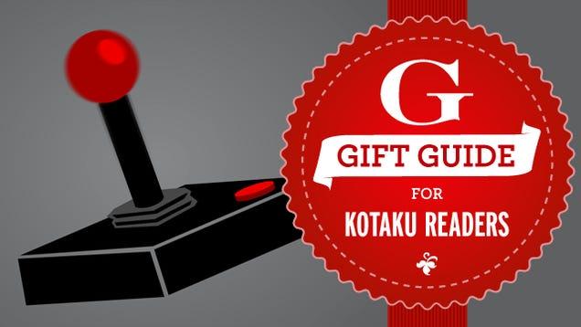 Gawker Gift Guide: Kotaku Edition