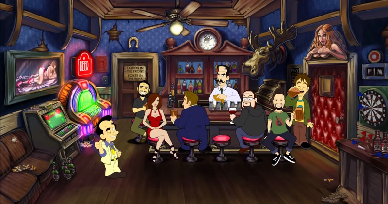 Leisure Suit Larry Publisher In Upheaval After Strange Sex Incident
