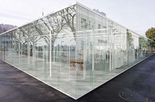 Japanese Crystal Palace Echoes the Fragile Minds of the Students it Houses