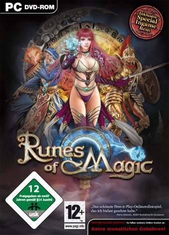 Runes Of Magic Really Launches In March