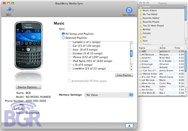 RIM Finally Realizes BlackBerry Users Might Own a Mac