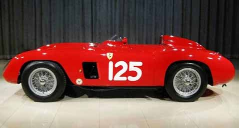 What, No Air Conditioning? 1956 Testa Rossa For Sale
