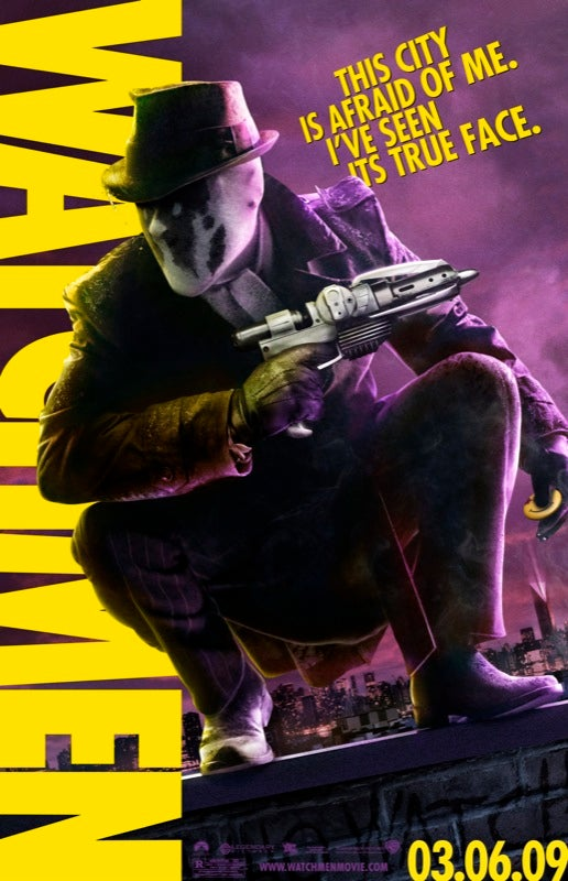 New Watchmen Character Posters Give Sneak Peek on Their Gadgets