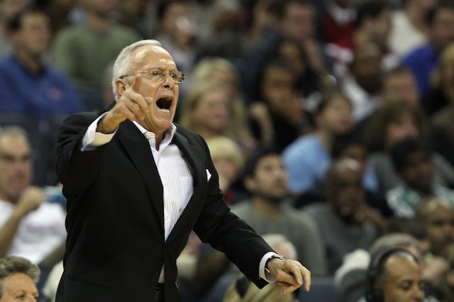 Larry Brown Is Interviewing (Not Politicking) For A Job With SMU