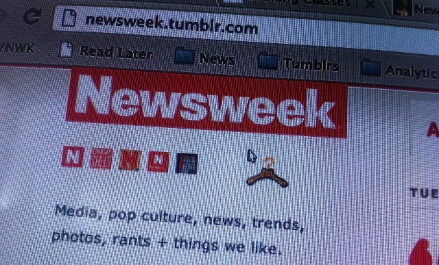 Huff Post, Newsweek Turn to Coat Hangers to Protest GOP Anti-Abortion Plank [UPDATE]