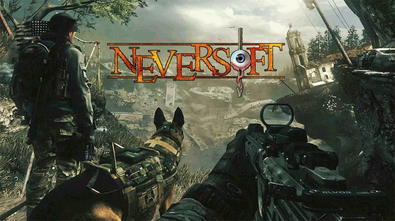 Report: Neversoft Merging With Call Of Duty Developer Infinity Ward
