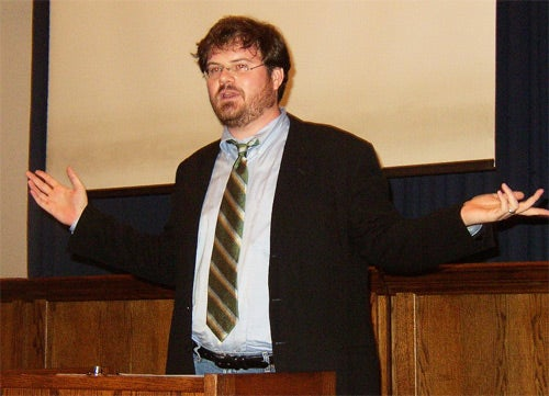 Jonah Goldberg Announces Discovery of Normal Gay People
